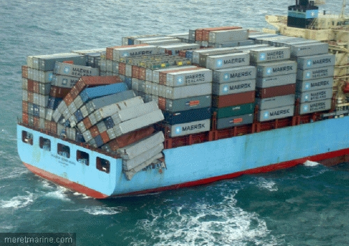 Maersk bay of biscay