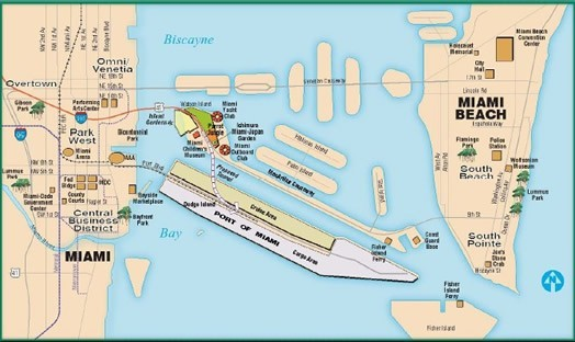port of miami funded to rehab on-dock rail (south east
