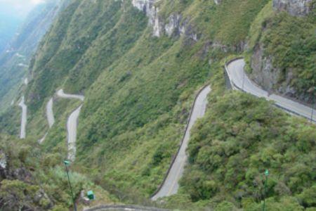 Brazil highway