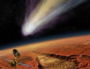 New meteor
